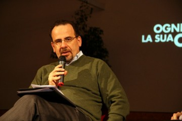 Luca Jahier all'Università del Dialogo